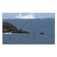 Icebergs Decal