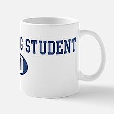 Advertising Student dad Mug