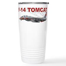 Cute Aviation Thermos Mug