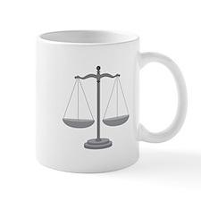 Balance Scale Mugs
