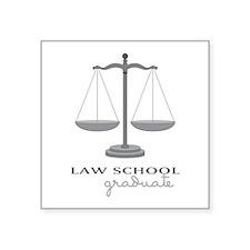 Law School Sticker