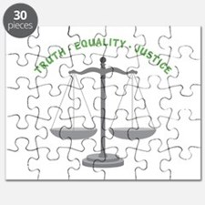 Truth-Equality-Justice Puzzle