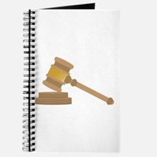 Judges Gavel Journal