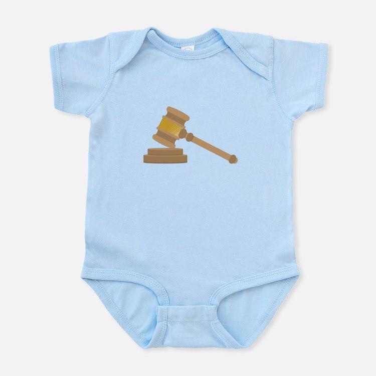 Judges Gavel Body Suit