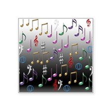 Musical fun Sticker