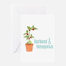 Nurtured & Homegrown Greeting Cards