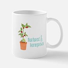 Nurtured & Homegrown Mugs
