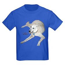 LOL Dog T
