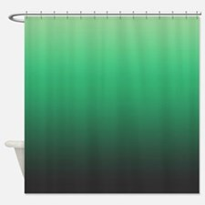 Green And Gray Shower Curtains | Green And Gray Fabric Shower ...