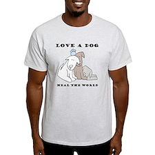 Love a Dog T-Shirt