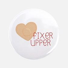 """Fixer Upper 3.5"""" Button"""
