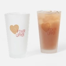 Fixer Upper Drinking Glass