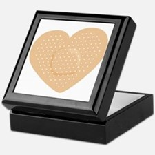 Heart Bandage Keepsake Box