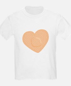 Heart Bandage T-Shirt