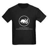 Mst3k Kids T-shirts (Dark)