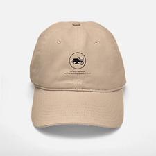 Put Your Helmet On Baseball Baseball Cap
