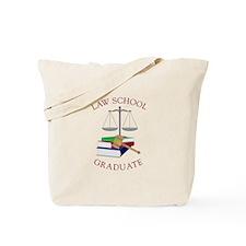 Law School Graduate Tote Bag