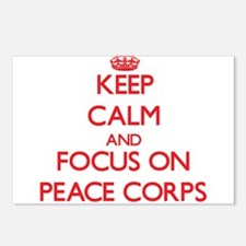 Cute Peace corps Postcards (Package of 8)
