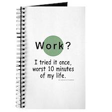 Work? Journal