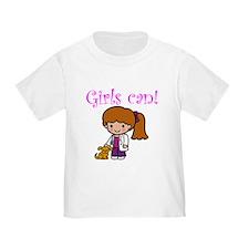Girl Veterinarian T