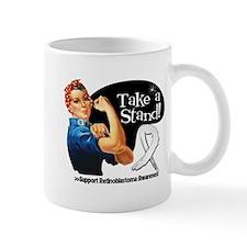 Retinoblastoma Take a Stand Mugs