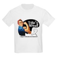 Retinoblastoma Take a Stand T-Shirt
