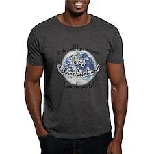Coonhound World2 T-Shirt
