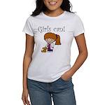 Girl Veterinarian Women's T-Shirt