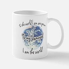 Samoyed World2 Mug
