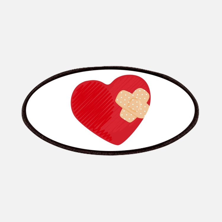 Heart Bandage Patches
