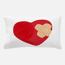 Heart Bandage Pillow Case