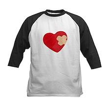 Heart Bandage Baseball Jersey