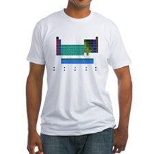 Blue Periodic Table T-Shirt