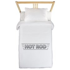 Hot Rod Twin Duvet