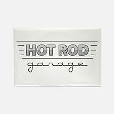 Hot Rod Garage Magnets