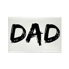 Father's Day Dad Rectangle Magnet