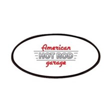 American Hot Rod Garage Patches