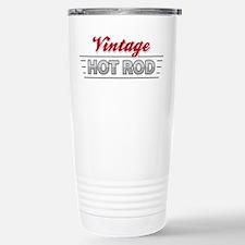 Vintage Hot Rod Travel Mug