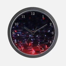 Jewels 2 Wall Clock