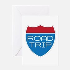 Road Trip Greeting Cards