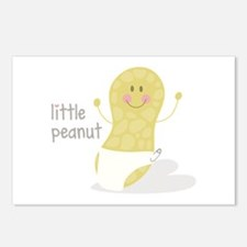 Little Peanut Postcards (Package of 8)