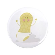 """Baby Peanut 3.5"""" Button (100 pack)"""