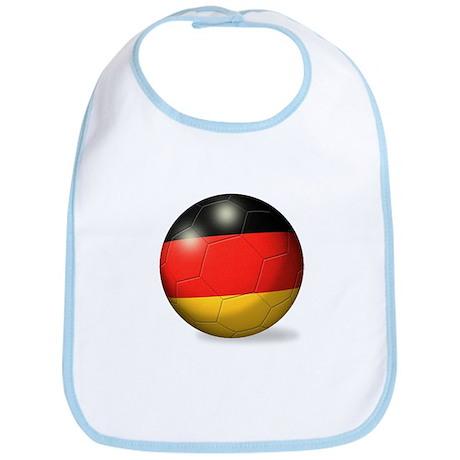 German Flag Soccer Ball Bib