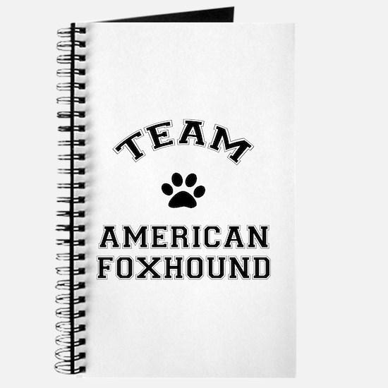 Team American Foxhound Journal
