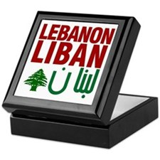 Lebanon Liban Libnan | Keepsake Box