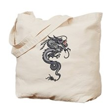 Simple Dragon Tote Bag