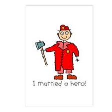 I Married a Hero Postcards (Package of 8)