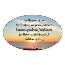 GALATIANS 5:22 Decal