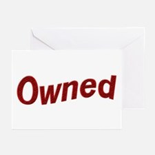 Owned Greeting Cards (Pk of 10)