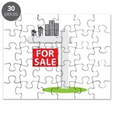 For Sale Puzzle